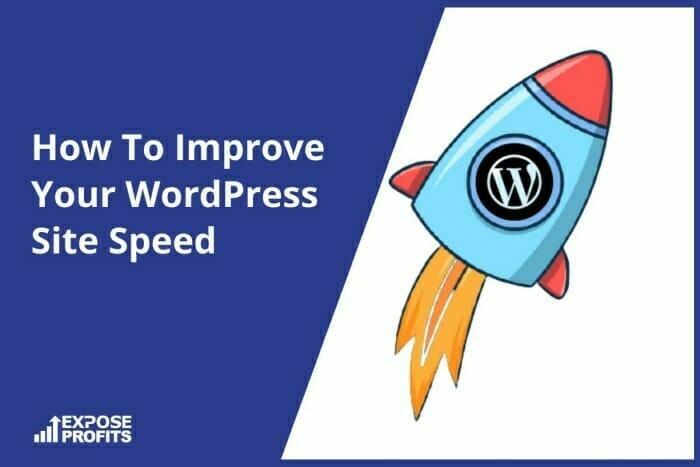wordpress site speed tips