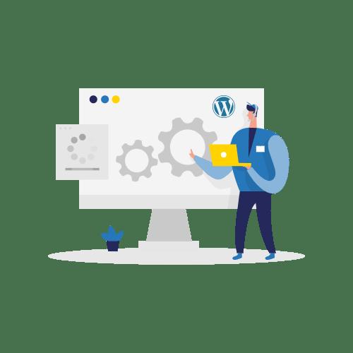 wordpress maintenance service
